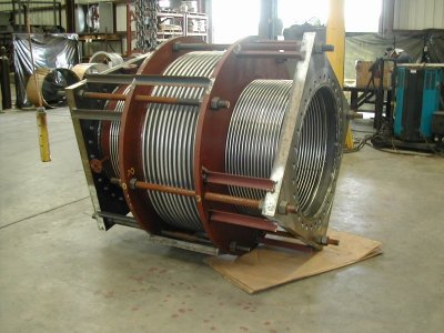 """24"""" In-Line Pressure Balanced Expansion Joints (11/02/2002)"""