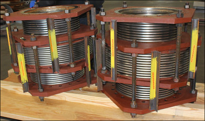 Inline Pressure Balanced Expansion Joints (#139629 - 03/15/2015)