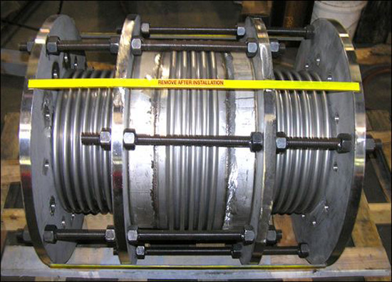 Inline Pressure Balanced Expansion Joints (#90917 - 03/07/07)