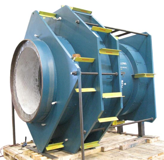 Inline Pressure Balanced Expansion Joint with Refractory Lining (#98679 - 06/22/2010)