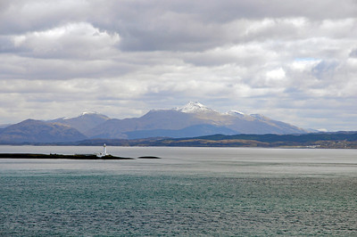 view from Duart Castle, Mull 15/04/2012  © Felipe Popovics
