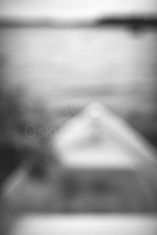 Dreamy View XI (Rowing Boat)