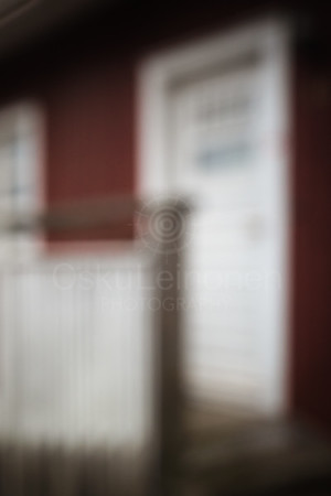 Houses Of Pispala I (Soft Focus)