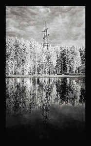 Electric Tower BW