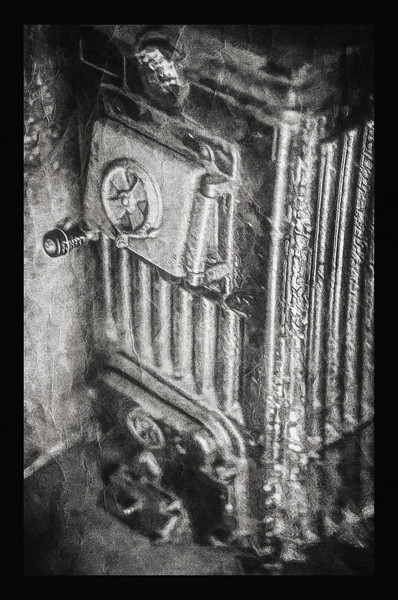Joyful Distortion in Memory (Oven) BW