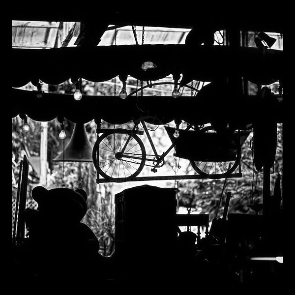 Secondhand Shop (Within my Memories) BW