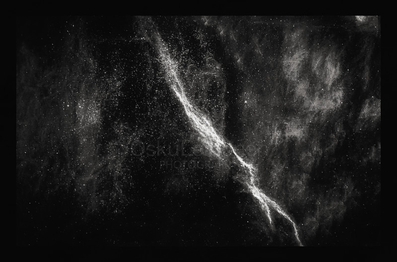 Crack in Time BW