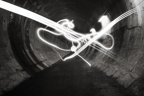 Playing Light X (Tunnel)