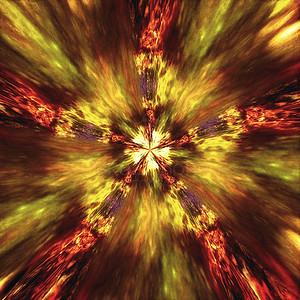 Flower Whirl II