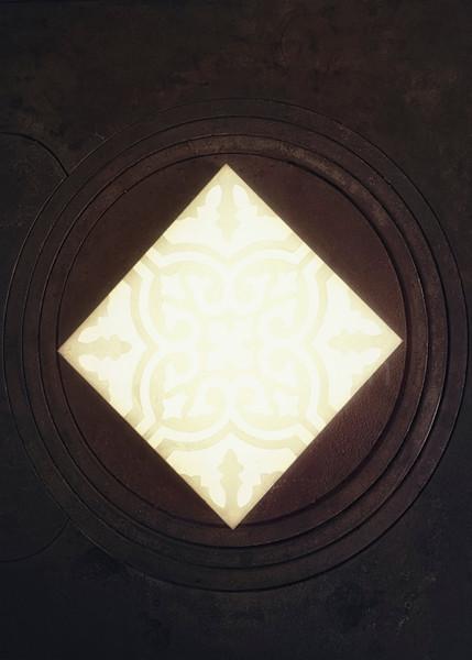 Rustic Diamond (Yellow)