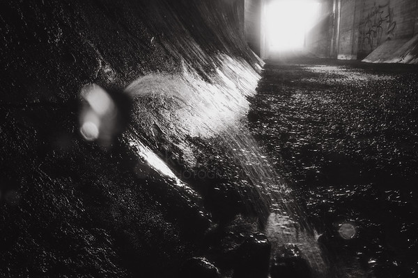 Within Tunnel XV (Million Drops)