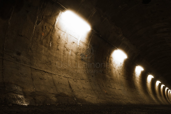 Within Tunnel VII (Tender Touch)