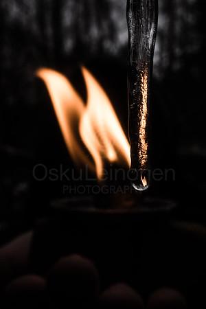 Icicle III (Fire And Ice)