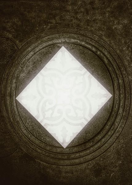 Rustic Diamond (Coal)