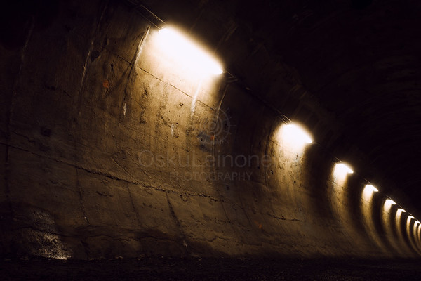 Within Tunnel VI (Warm Inside)
