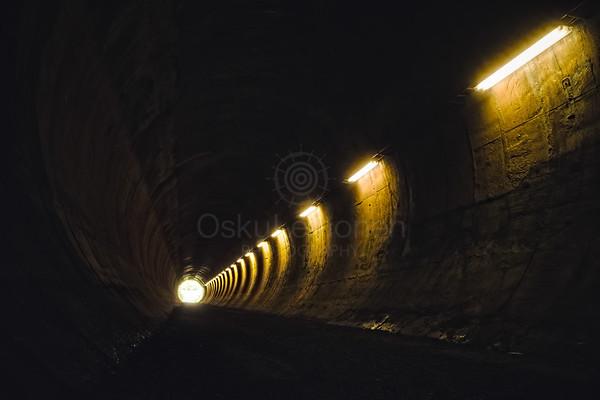 Within Tunnel II (Corridor Of Lights)