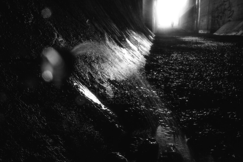 Within Tunnel XVII (Enter Light)