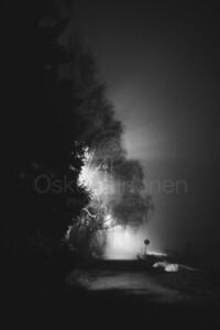 Night Walk At Pispala II (Lights)