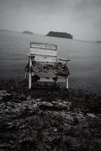 Spirit Of the Winter Lake V (Garden Chair)