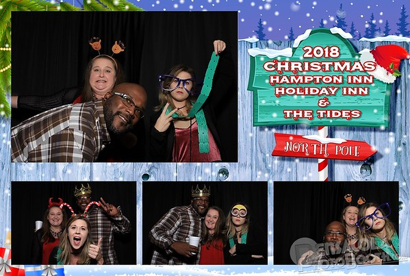 Innisfree Hotel Christmas Party 12-15-2018