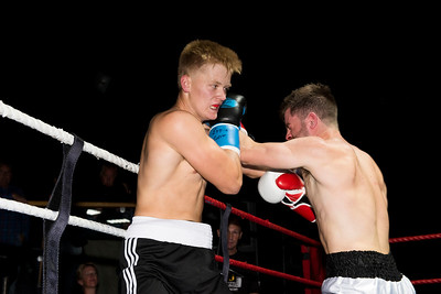 Innocence White Collar Boxing
