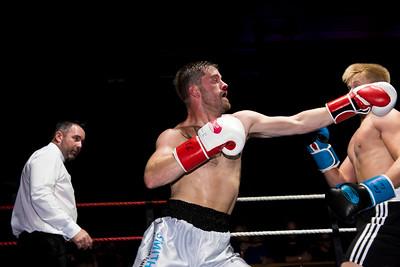 Innocence White Collar Boxing