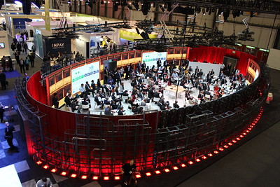 Innotribe@Sibos 2016 - Stand