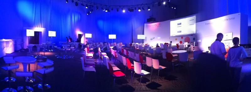 Innotribe@Sibos Dubai back-office