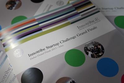 Innotribe@Sibos Dubai - Startup Challenge Final