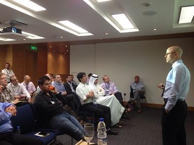 Innotribe@Sibos Dubai Startup Final