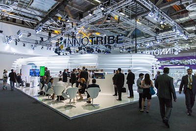 Innotribe Stand