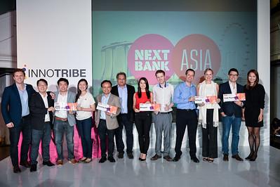 Startup Challenge Singapore Showcase - 2015