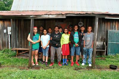 The Innovative-Thinker's Camp at horse ranch in Mishawaka 6-24-14