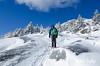 Along the White Dot Trail on Mount Monadnock