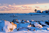 Sunset at Rye Harbor