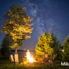 Labor Day campfire