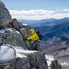 Nearing the Summit of Mount Chocorua