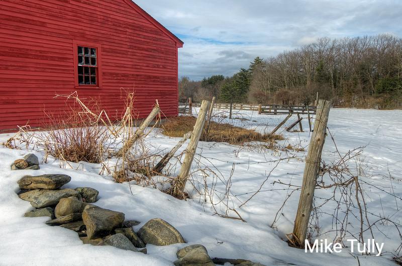 John Greenleaf Whittier Homestead - Haverhill, Massachusetts
