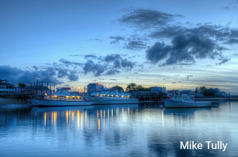 Eastman's dock, Seabrook, NH