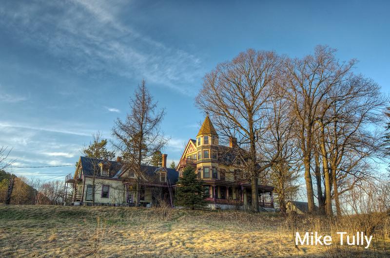Trebor Mansion Inn - Guilford, Maine