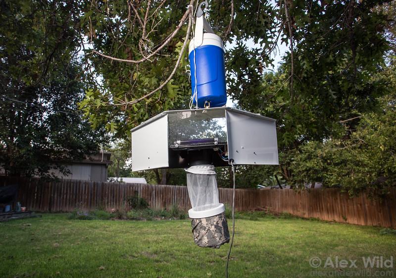 Mosquito trap