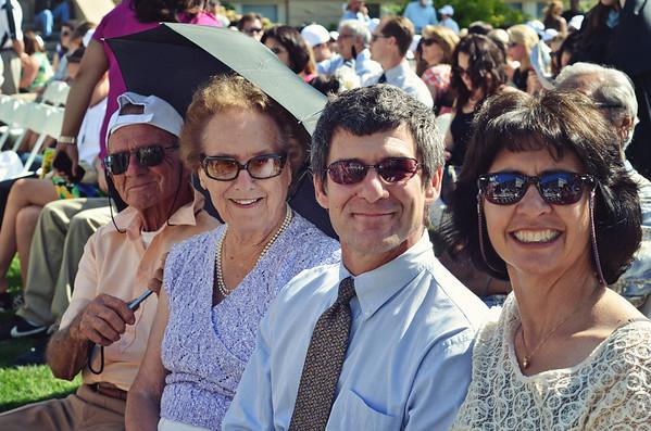Brittany's College Graduation