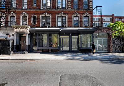 Laurel Gitlen Gallery Exterior