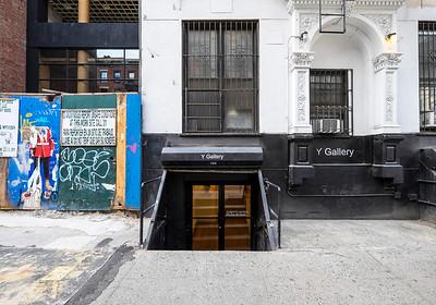 Y Gallery Exterior