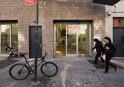 Canada Gallery Exterior