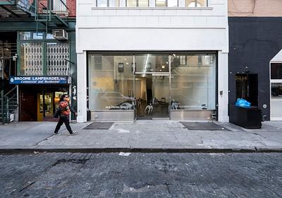 Jack Hanley Gallery Exterior