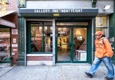 gallery onetwentyeight Exterior