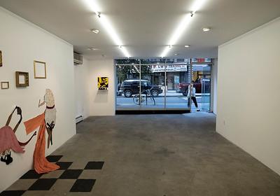Scaramouche Gallery Interior