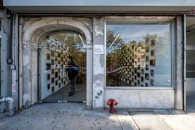Eleven Rivington Gallery Exterior