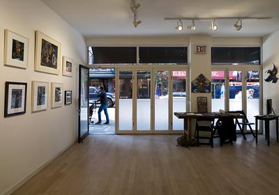 Van Der Plas Gallery Interior